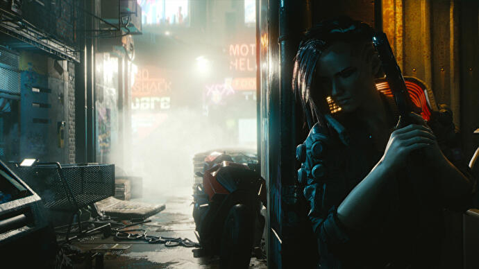 We watched 50 minutes of uncut Cyberpunk 2077 gameplay and