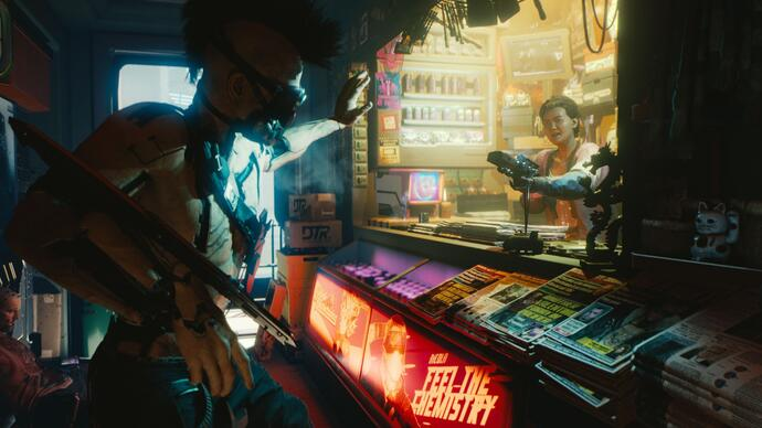 Cyberpunk 2077 gameplay trailer, easter eggs, secret website password and everything we know