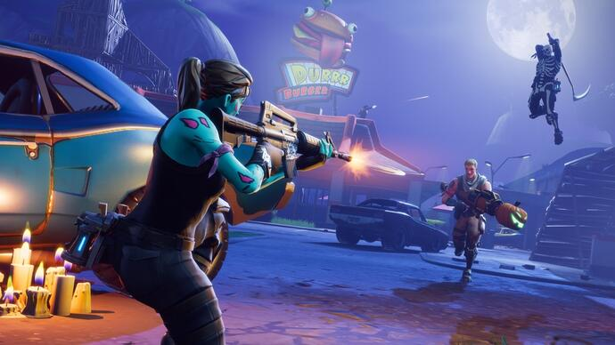 Epic announces Fortnite's 2019 World Cup competition, open to everyone