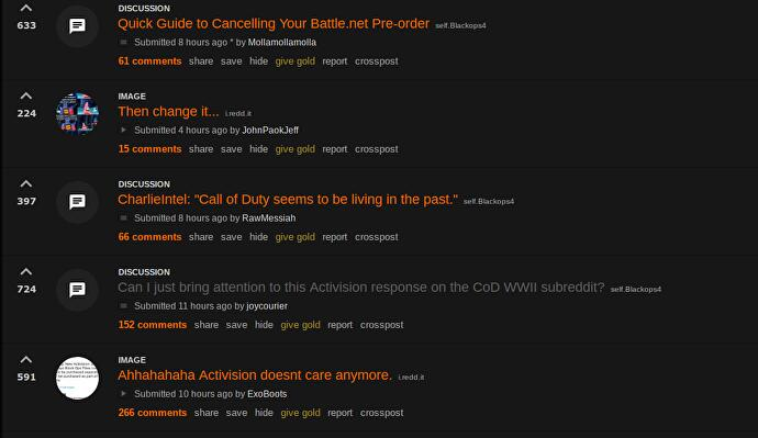 Activision under fire for