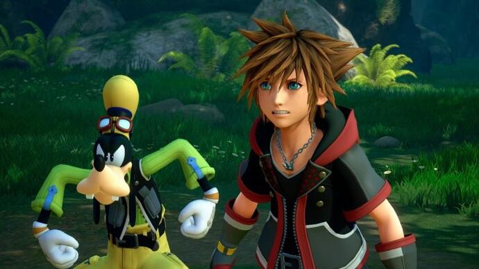 E3 2018: Square Enix mostra il gameplay di Kingdom Hearts III su Xbox One