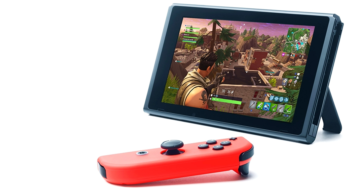 Fortnite's Switch port is impressive - but frame-rate could