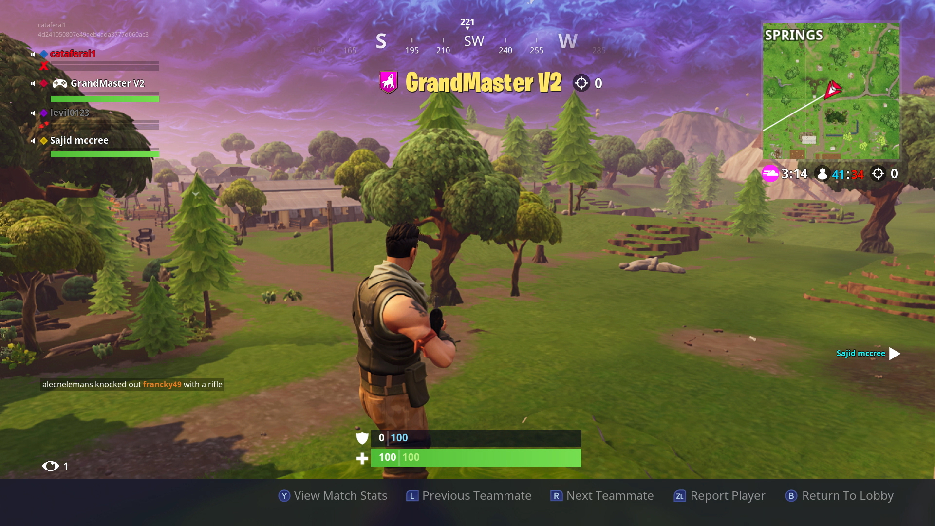 Fortnite S Switch Port Is Impressive But Frame Rate Could Be