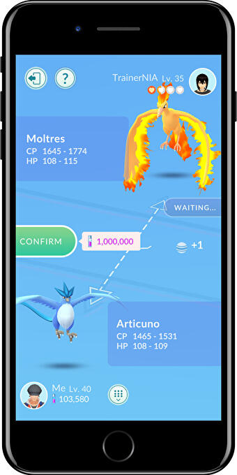 Pokémon Go Trading - cost chart, Special Trades and how to trade in
