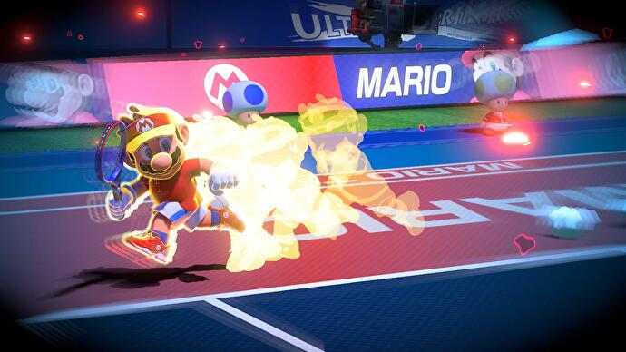 Mario Tennis Aces review - a fully-featured if mildly