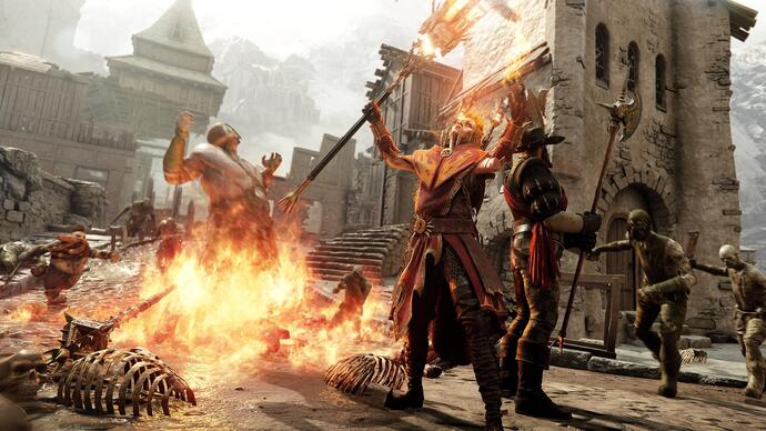 Warhammer: Vermintide 2 gets imminent Xbox One release date and open beta