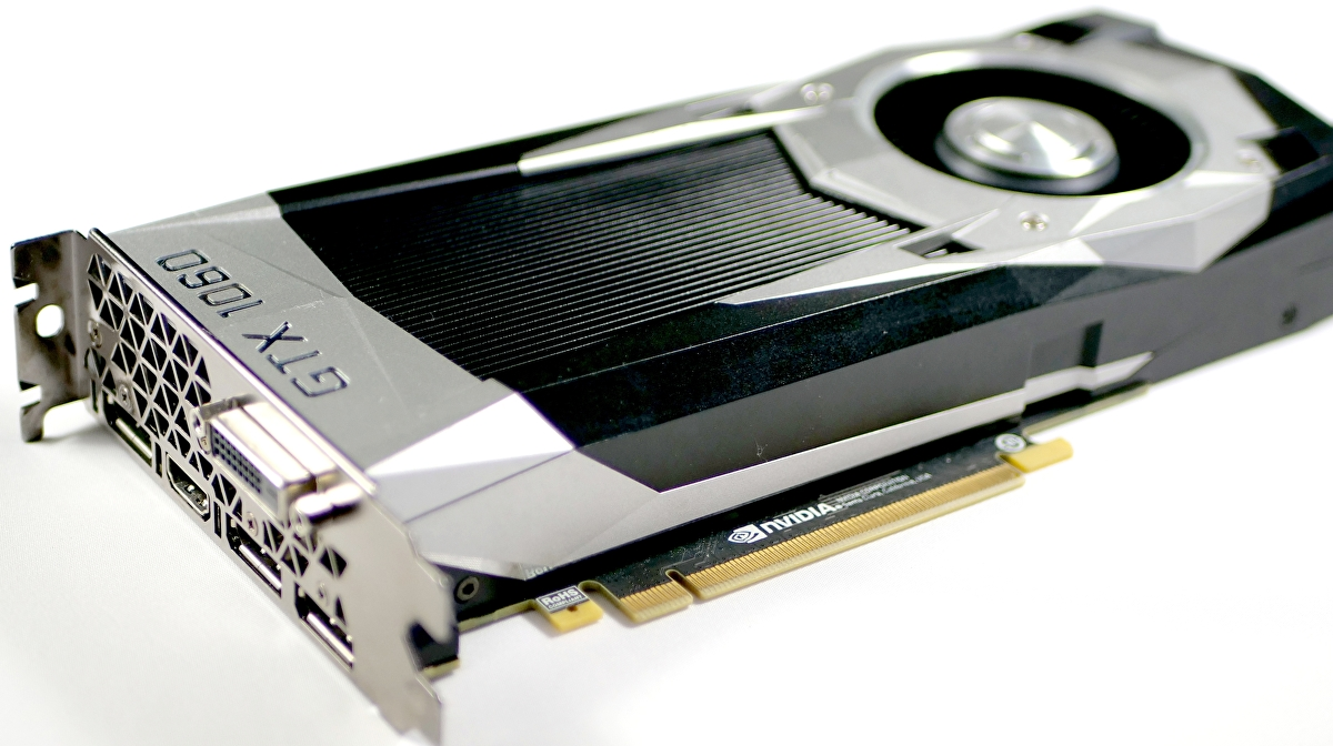 Nvidia GeForce GTX 1060 benchmarks: 3GB and 6GB models