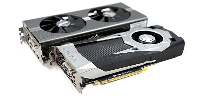 GeForce GTX 1060 vs Radeon RX 580: which is best for 1080p