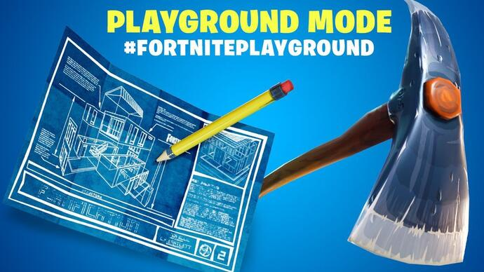 Fortnite Playground release date - when it will return and how the LTM mode works