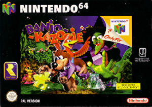 As Banjo-Kazooie turns 20, we remember Rare's answer to