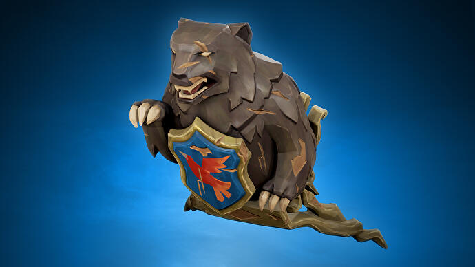 Sea of Thieves adds a new figurehead celebrating Banjo-Kazooie's