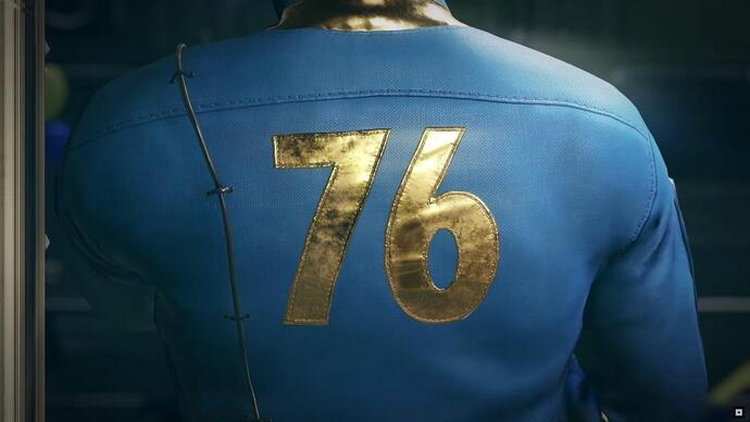 "Fallout 76: la cover del brano ""Country Roads"" che ha accompagnato il trailer E3 2018 è disponibile su iTunes"