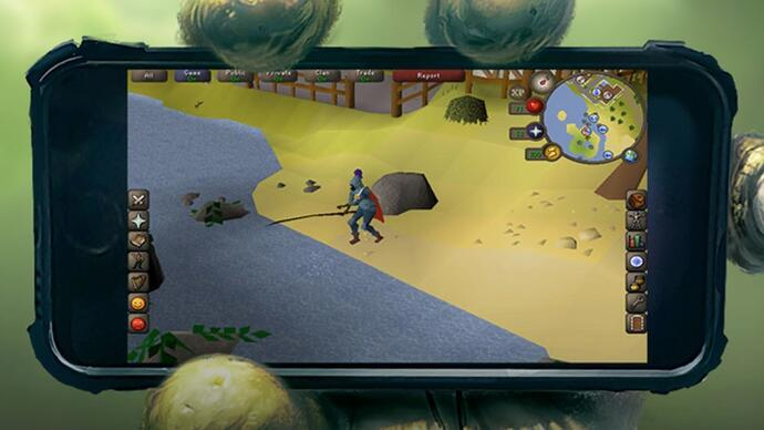Old School RuneScape has entered public beta testing onAndroid