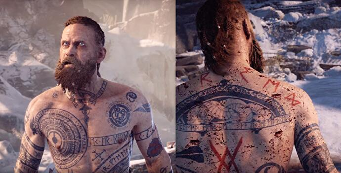 Cracking The Norse Code How Fans Are Deciphering God Of War S