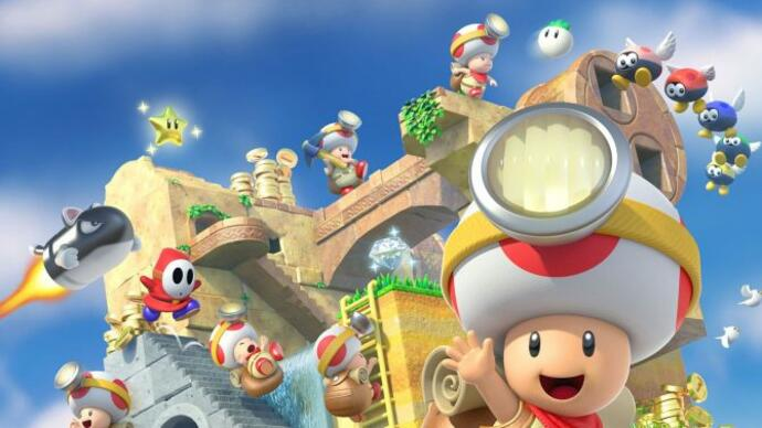 Nuevo gameplay de Captain Toad: Treasure Tracker para Switch