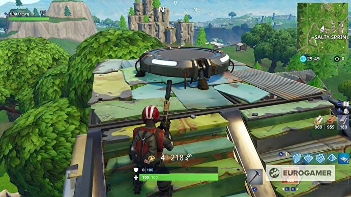 Fortnite building guide: How to build with materials and