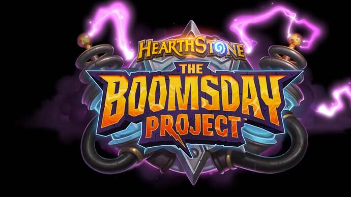 Hearthstone mechs, scientists star in The Boomsday Project expansion