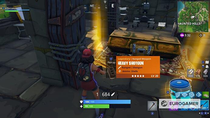 legendary loot chest fortnite fortnite tracker twitch