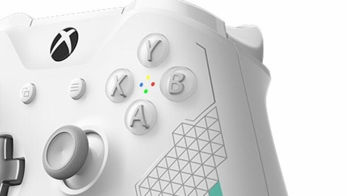 Microsoft announces Xbox One Sport White special edition controller