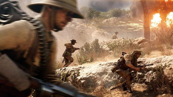 DICE has made two more Battlefield expansions free until next week