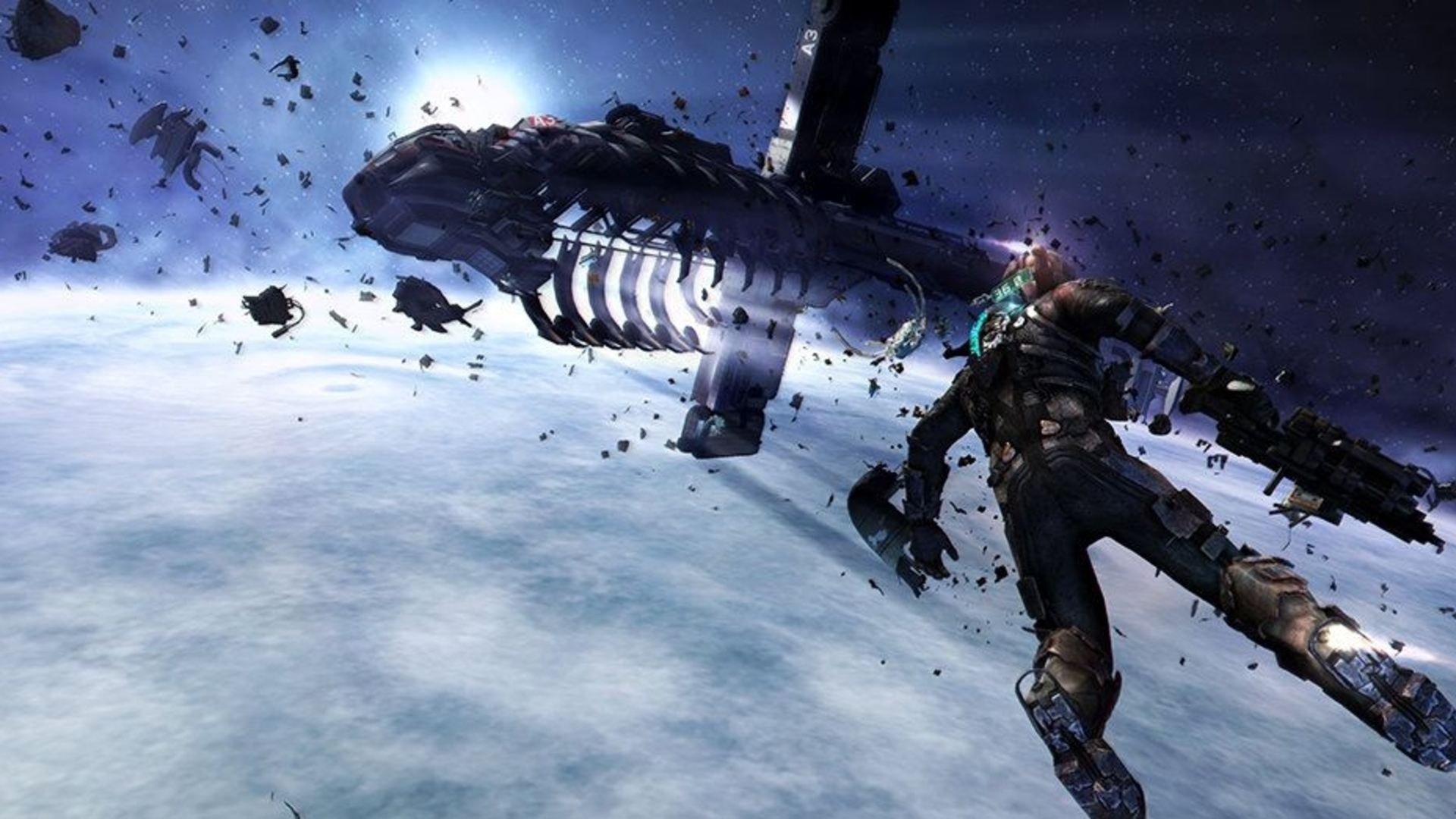 Visceral Had Some Cool Ideas For Dead Space 4 O Eurogamer