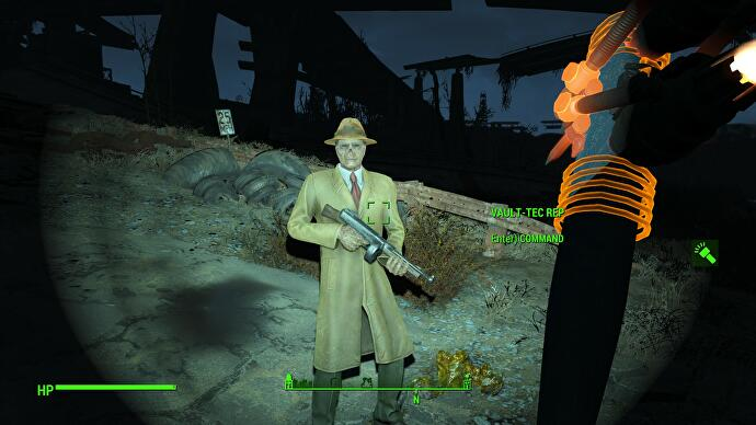 Fallout 4 mod Northern Springs brings expansive icy wasteland to the