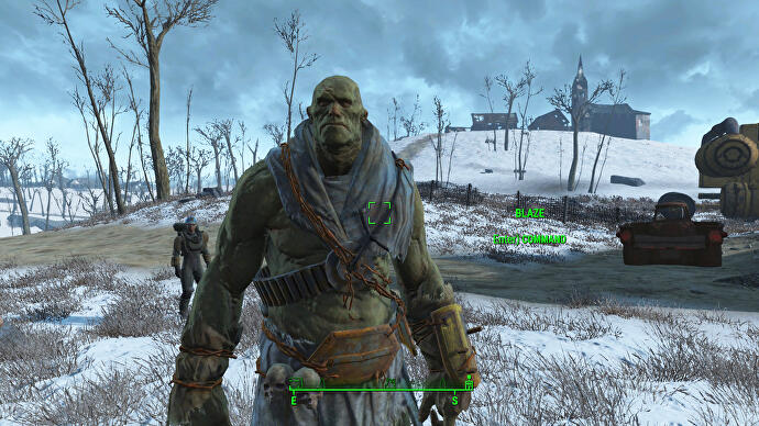 Fallout 4 mod Northern Springs brings expansive icy
