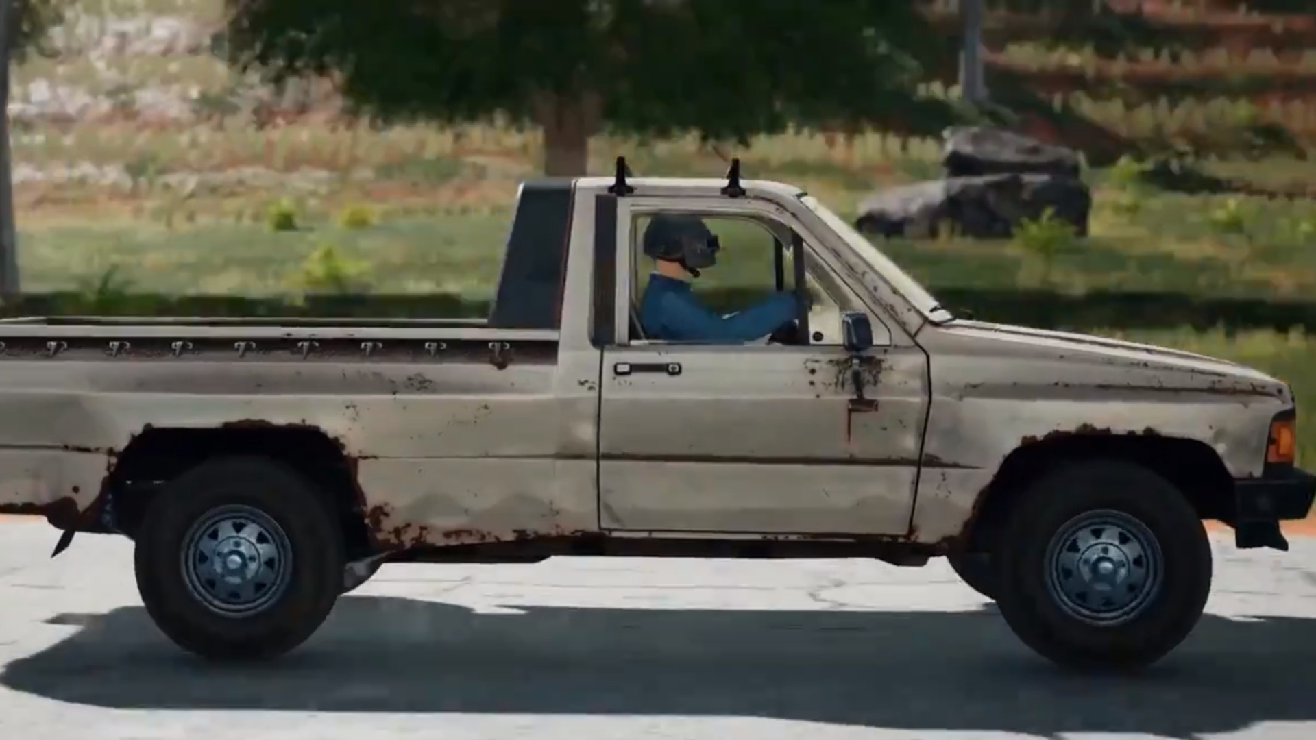 Pubg Sanhok Vehicle And Gun Unveiled As Studio Pledges More Frequent
