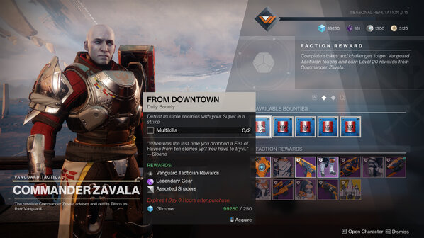 Destiny 2 adds Destiny 1's bounty system today • Eurogamer net