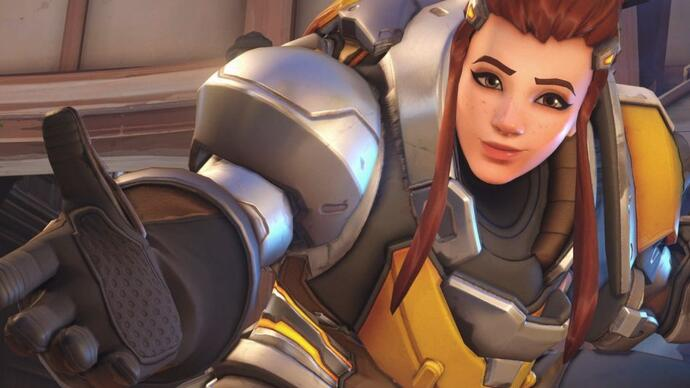 Next Overwatch update brings Brigitte's reign of terror to an end