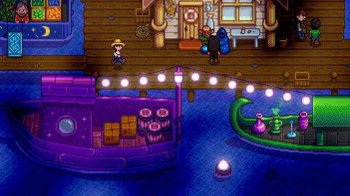 Stardew Valley's big multiplayer update has a final release date