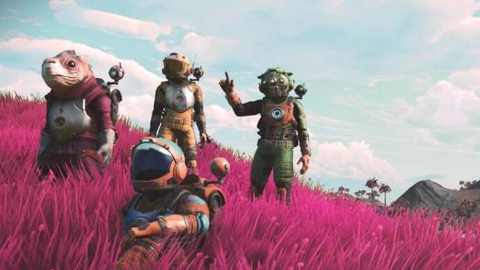 No Man's Sky NEXT guide, tips and new features in the NEXT update on Xbox One, PS4 and PC
