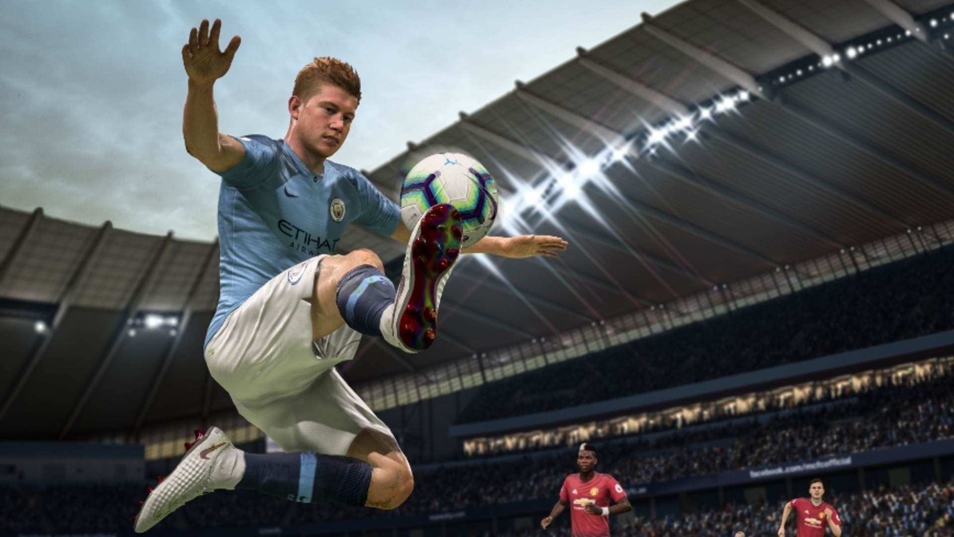 FIFA 19 Gameplay Is All About The Animations • Eurogamer.net