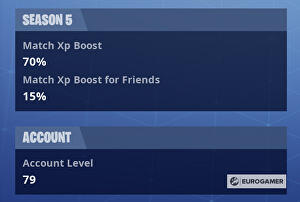 Fortnite XP: Best ways to get XP and level up fast