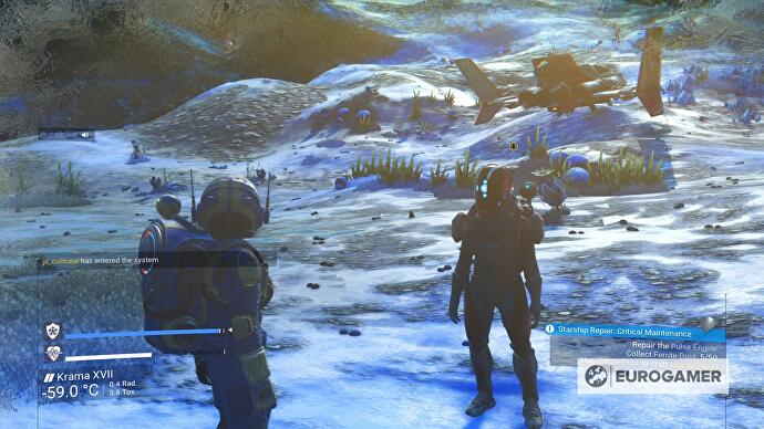 No Man's Sky multiplayer explained - how does multiplayer work in No