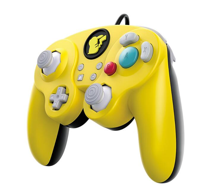 These GameCube-inspired Nintendo Switch controllers come out