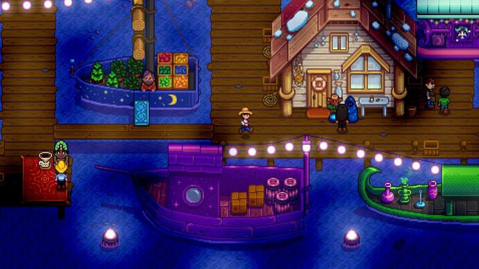 Stardew Valley: arriva oggi l'atteso update che introduce il multiplayer