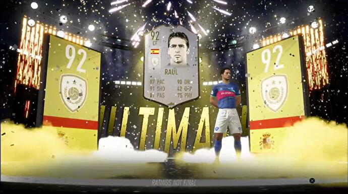 Ultimate team seasons prizes for kids
