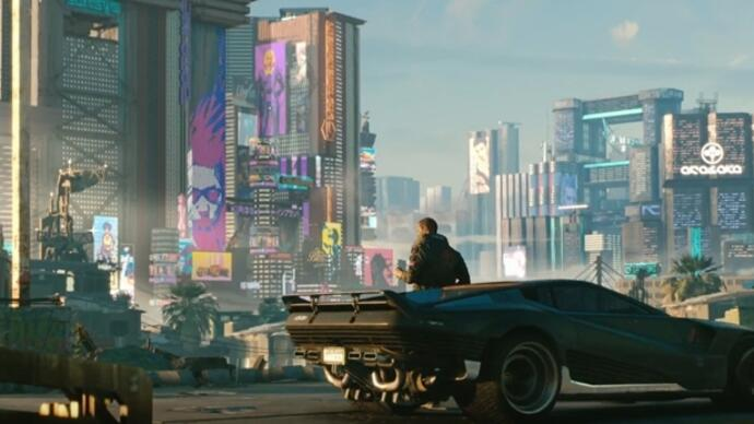 CD Projekt RED non mostrerà il gameplay di Cyberpunk 2077 alla Gamescom 2018