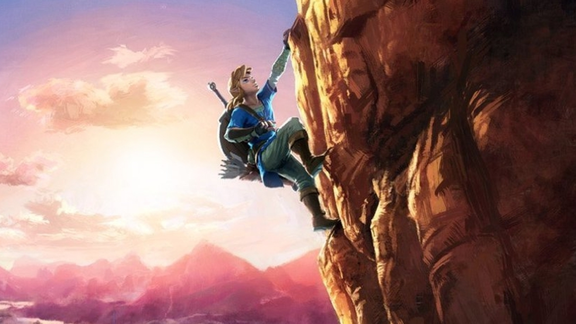 breath of the wild has finally been given a spot in the official