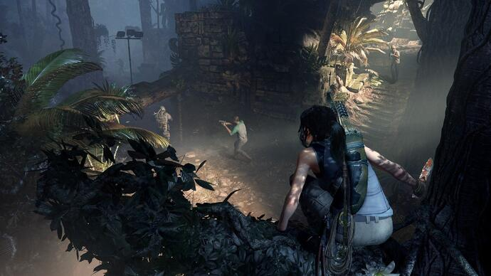 Trailer Shadow of the Tomb Raider pokazuje ataki z zaskoczenia