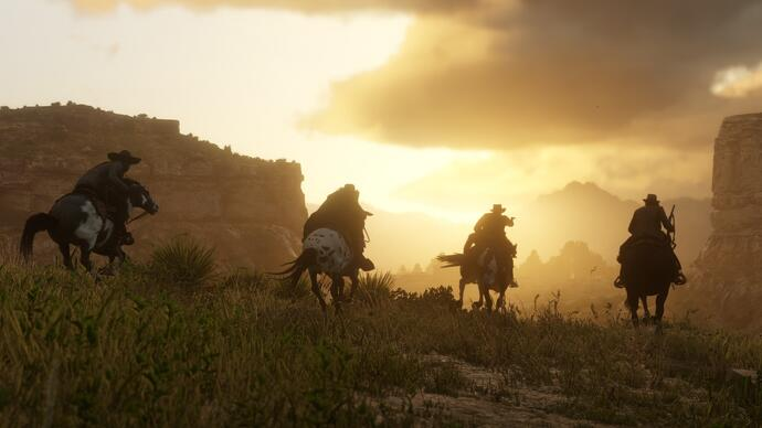 Primer tráiler con gameplay de Red Dead Redemption 2