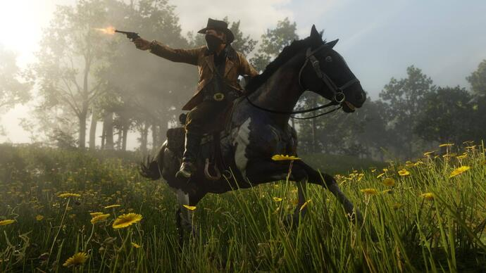 Ecco il primo video di gameplay di Red Dead Redemption 2