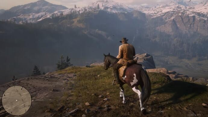 Here's our best look at Red Dead Redemption 2 gameplay yet