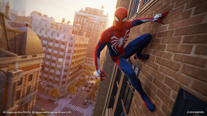 Spider-Man recebe trailer gameplay