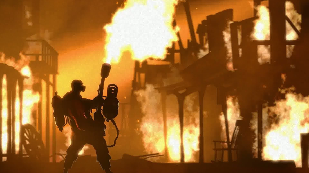 Valve's forgotten game: Team Fortress 2's shocking toxicity