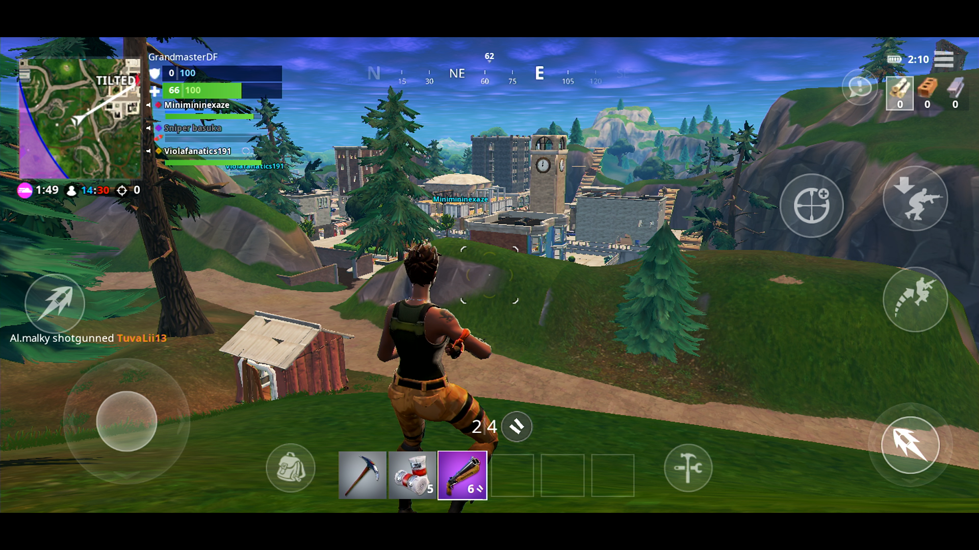 despite the various cuts fortnite does hold up pretty well in some scenes across the quality spectrum foliage shadows and resolution are the most - how to change resolution on fortnite mobile