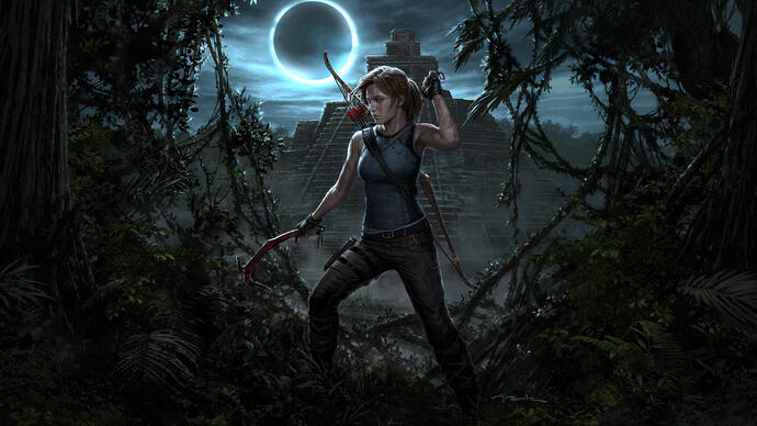Lara mostra as suas armas no novo trailer de Shadow of the Tomb Raider