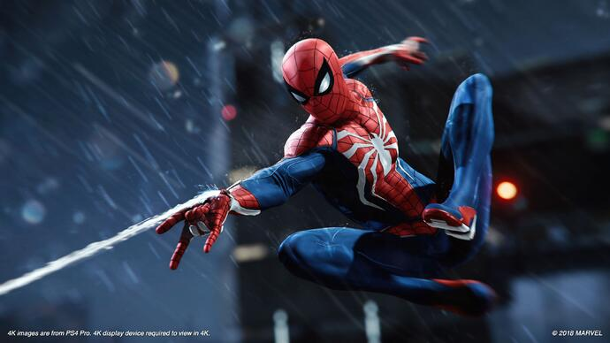 Spider-Man: il vasto open world di New York City si mostra in un nuovo trailer