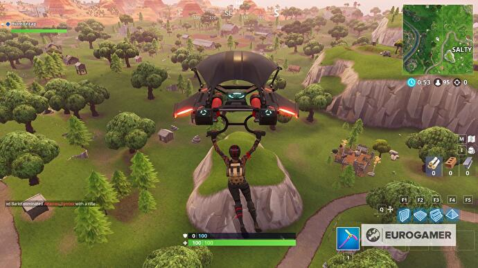 fortnite stone heads location1 - tiki heads fortnite locations